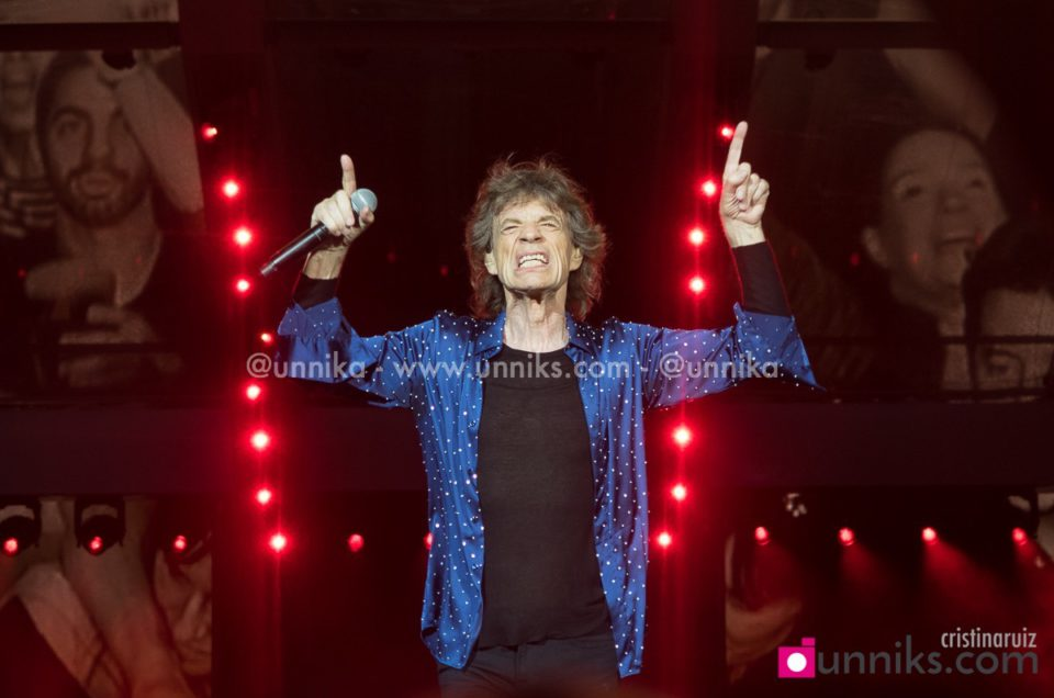 The Rolling Stones – NO FILTER TOUR BCN 2017