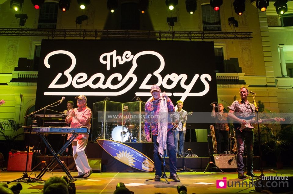 The Beach Boys – Festival Jardins Pedralbes