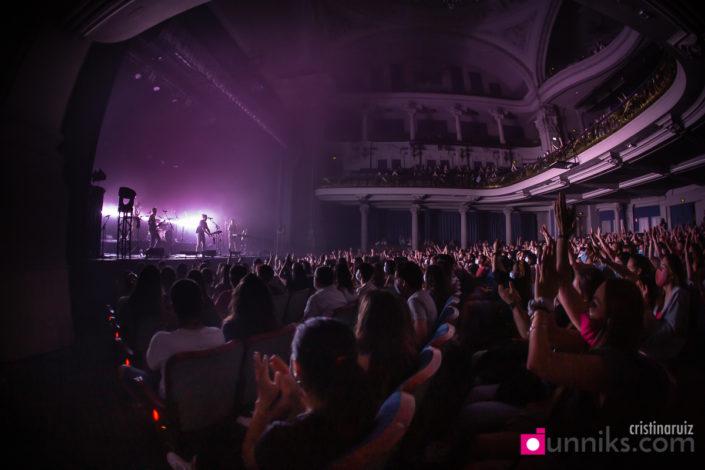Stay Homas en el Teatre Coliseum de Barcelona